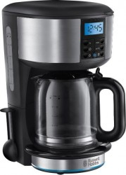 Cafetiera Russell Hobbs Buckingham 20680, 1000 W, capacitate 1,25 L