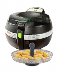 Friteuza Tefal Actifry FZ70724 Snaking, Capacitate 1 Kg, Putere 1400 W