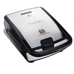 Sandwich Maker si Grill Multi-function Tefal Snack Collection SW852D27, putere 700W