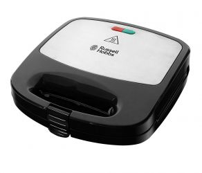 Sandwich/Panini and Waffle Maker 3-in-1 Russell Hobbs RH24540, putere 750W